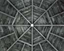 115C: Well House Ceiling, Star Island