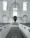 118N: Interior, Old South Meetinghouse, Boston
