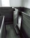 Box Pews, Trinity Church, Holderness, NH
