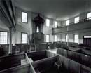 Interior, Sandown Meetinghouse, Sandown, NH