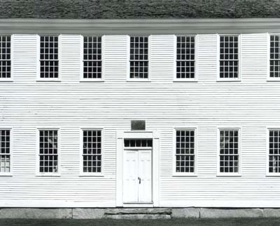 Webster Meetinghouse, Webster, NH