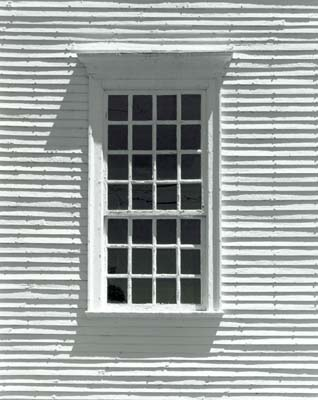 Window, Sandown Meetinghouse, Sandown, NH